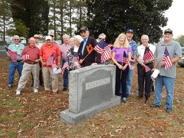 Cemetery Veterans Day 2017