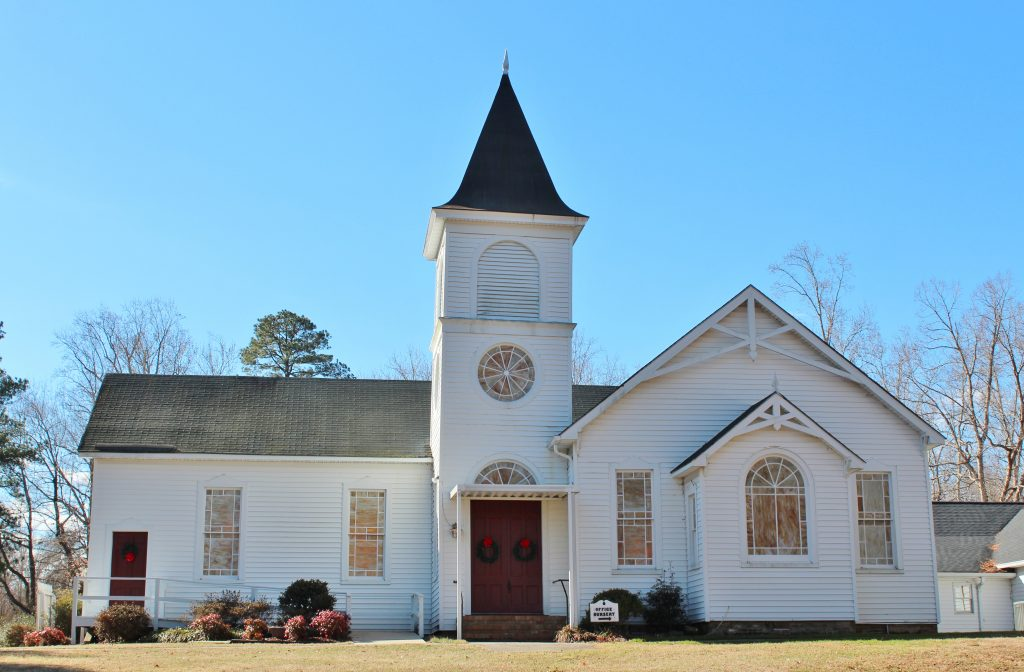 Photo of Mt. Vernon UMC